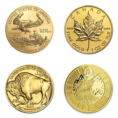 Buy Gold Coins in Panama | FORT KOBBE VAULTS