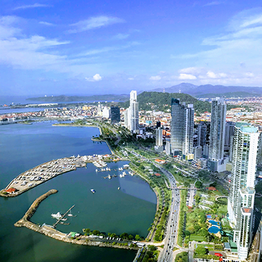 Why Panama City for Gold & Silver
