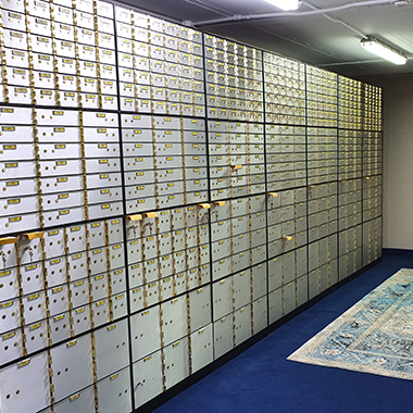 Fort Kobbe Panama Vaults | Safety Deposit Boxes